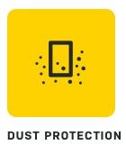 Dust logo