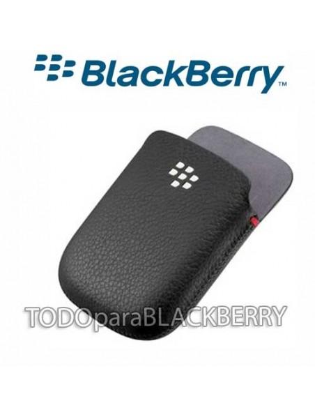 Funda Vertical 9670 Blackberry Style sin Clip