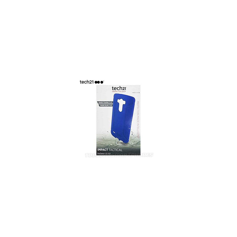 Funda TECH21 Impact Tactical LG G3 Azul