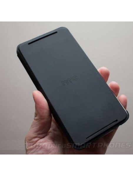 Funda Original HTC One Max Double Dip Case NEGRA