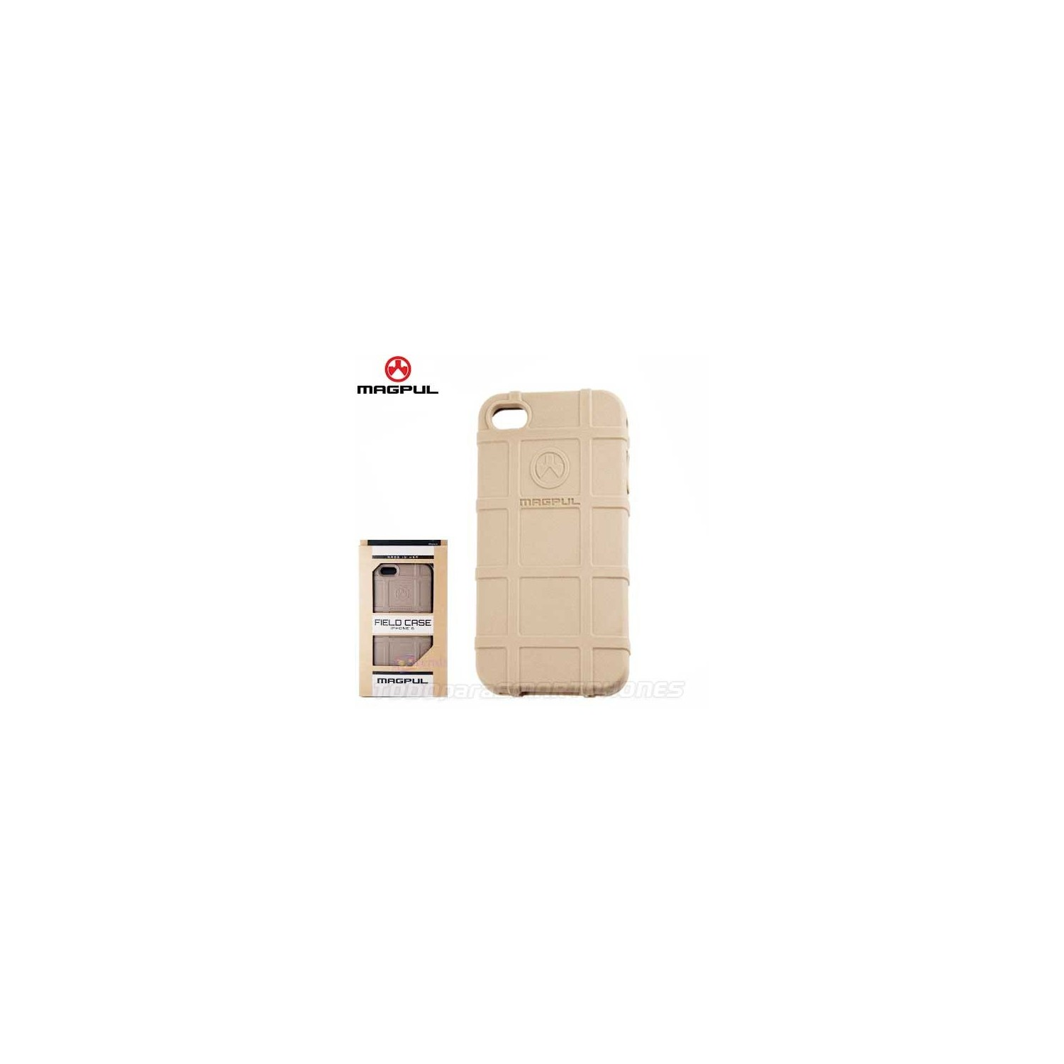 Case - Magpul field case for iPhone 6 Earth