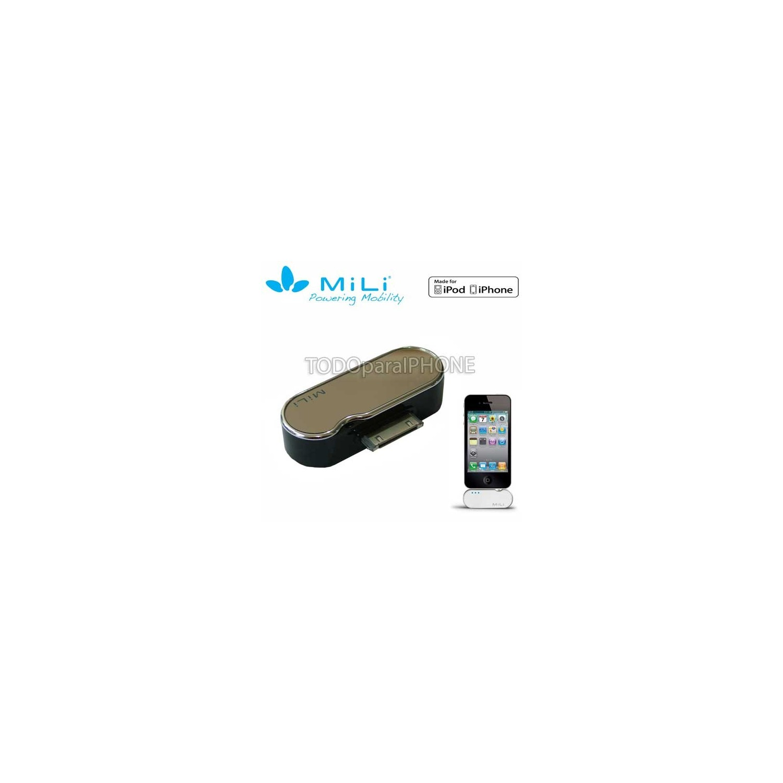 Bateria Auxiliar de Emergencia para iPod iPhone Mili Power Spirit