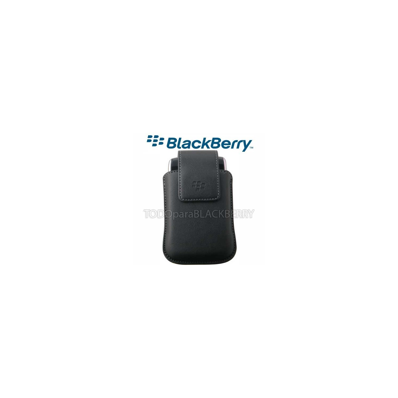 Funda Blackberry 8520 8900 Vertical con Clip