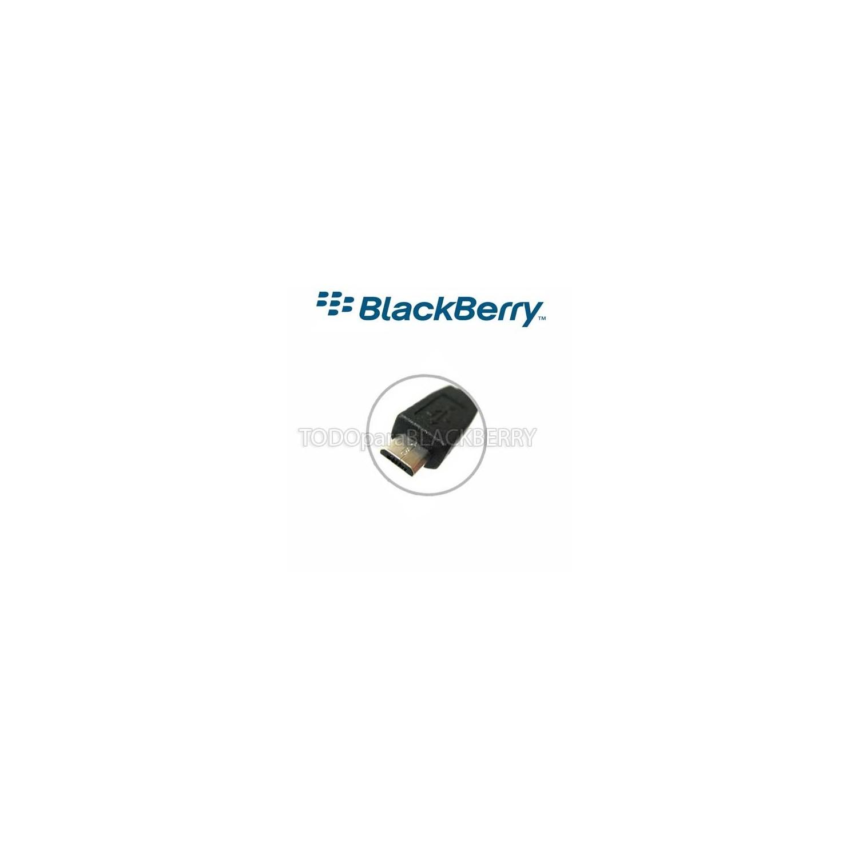 Cargador AC Micro USB Universal marca Blackberry