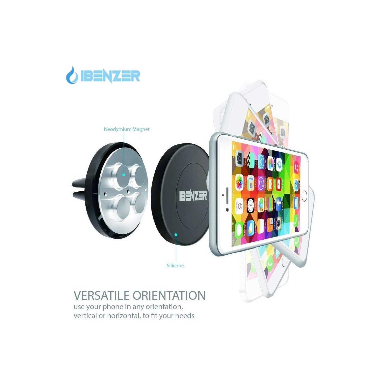 Soporte IBENZER Magnetico Universal para ventila de auto