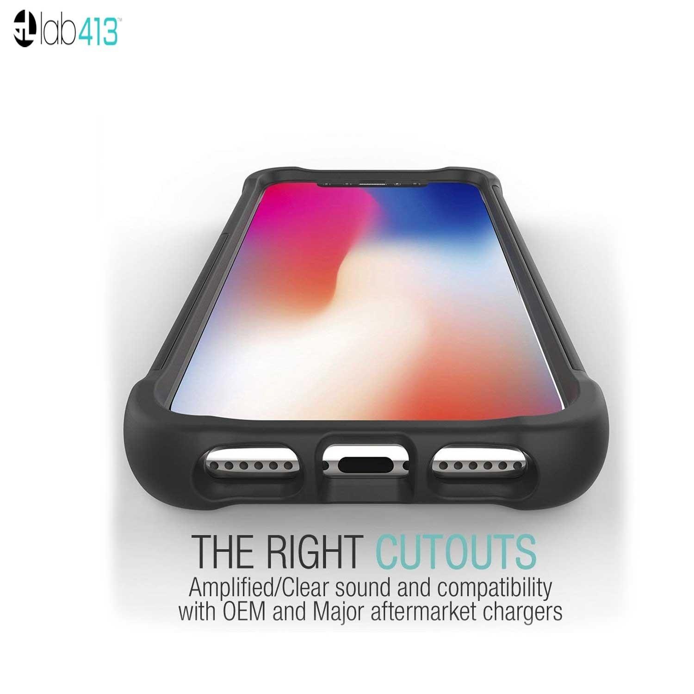 Case Lab413 TJ Tough Jacket for iPhone X