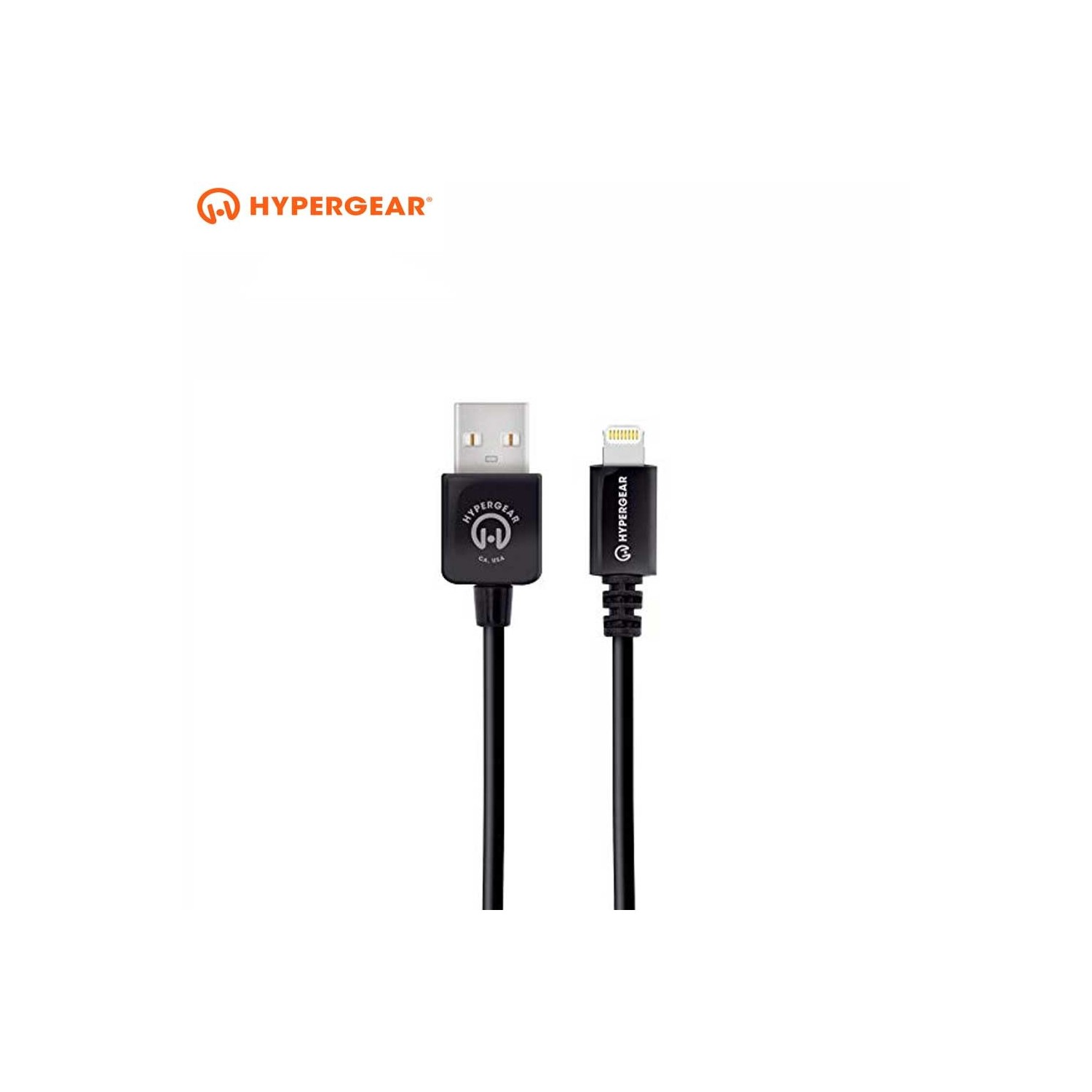 Charger - HyperGear All in One Dual USB Charger with lightning cable
