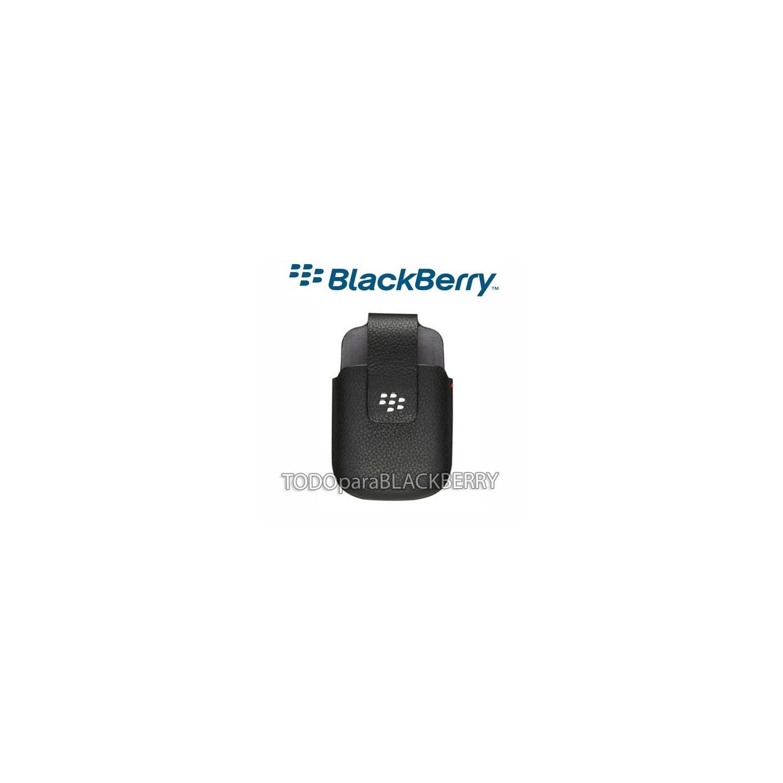 Funda Vertical 9670 Blackberry Style con Clip