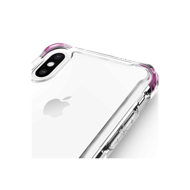 Funda ZIZO Surge para iPhone Xs/X Transparente/Negro