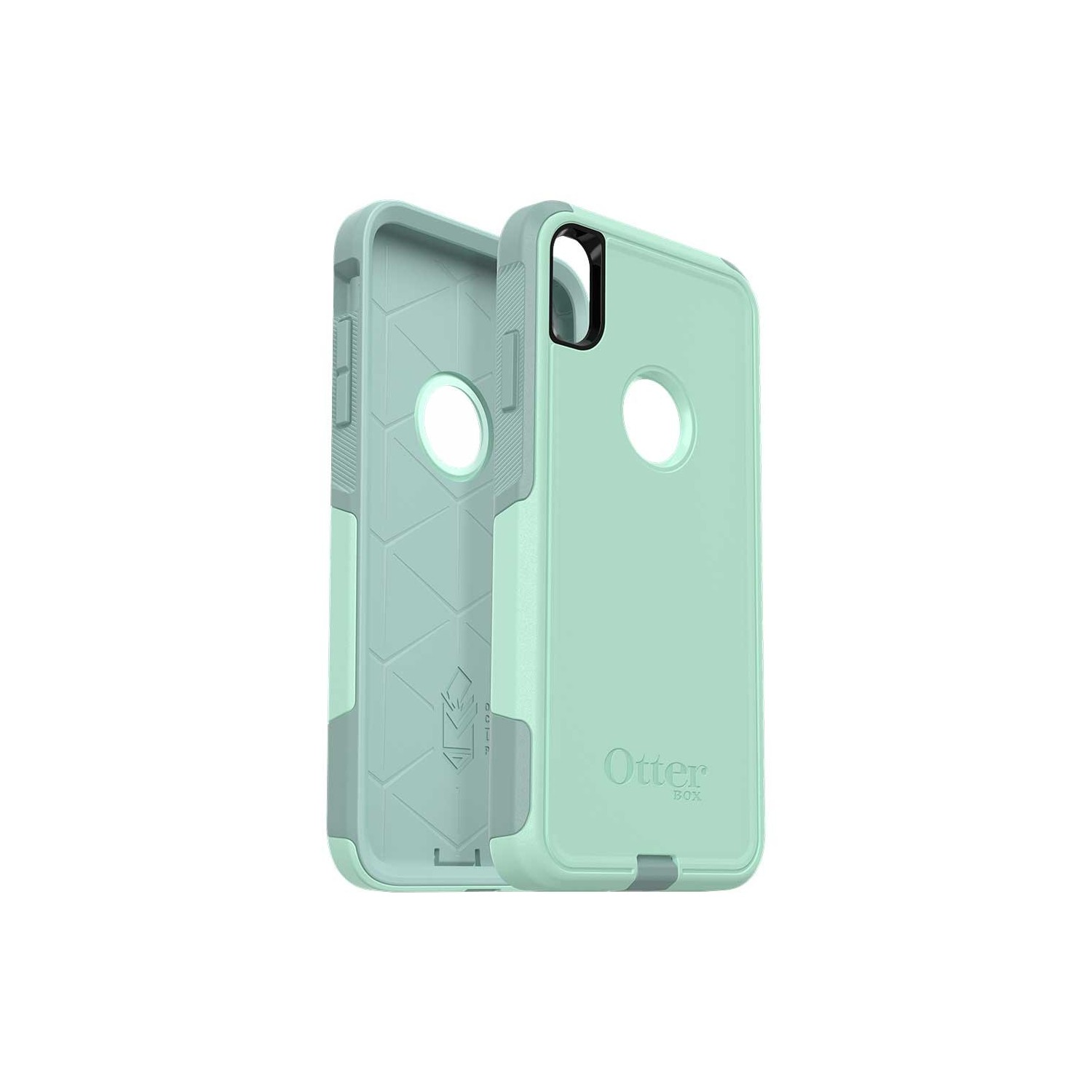 Case - Otterbox Commuter for iPhone Xs MAX Ocean Way