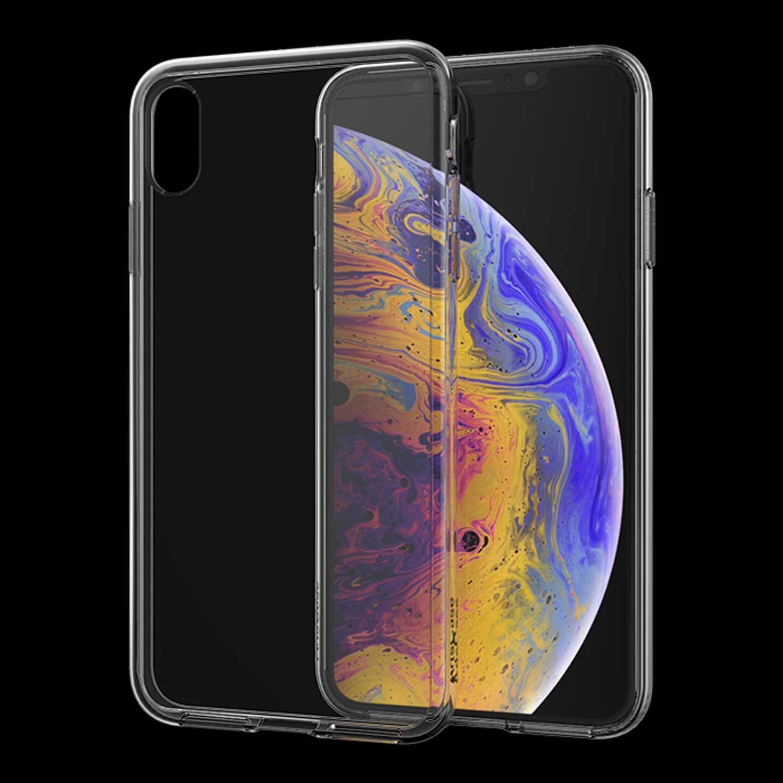 Funda ARTSCASE Impact iPhone Xs MAX Transparente Claro