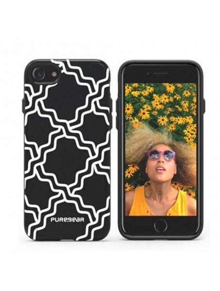 Case - Puregear Motif for iPhone 8 black