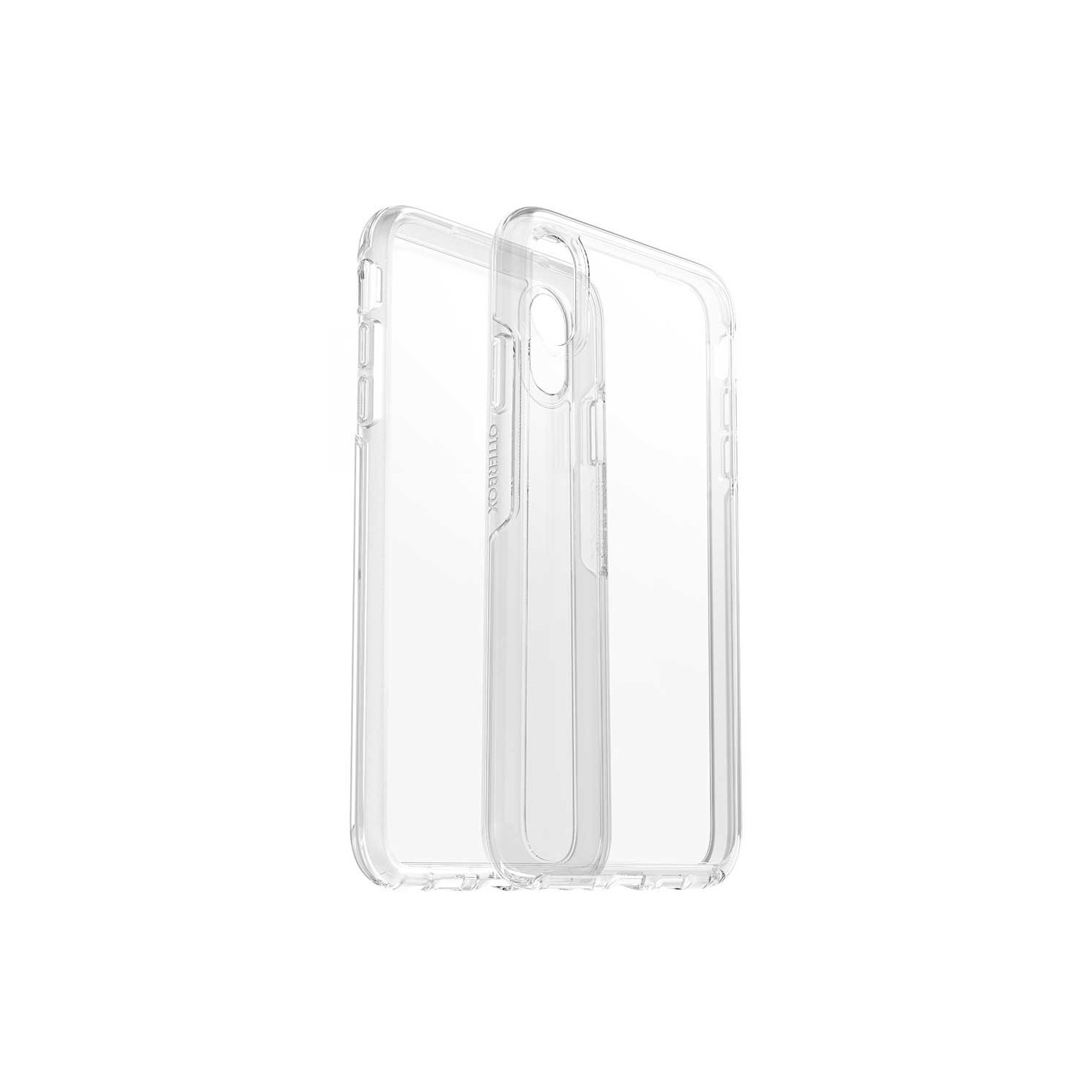 Case - Otterbox Commuter for iPhone Xs MAX Clear
