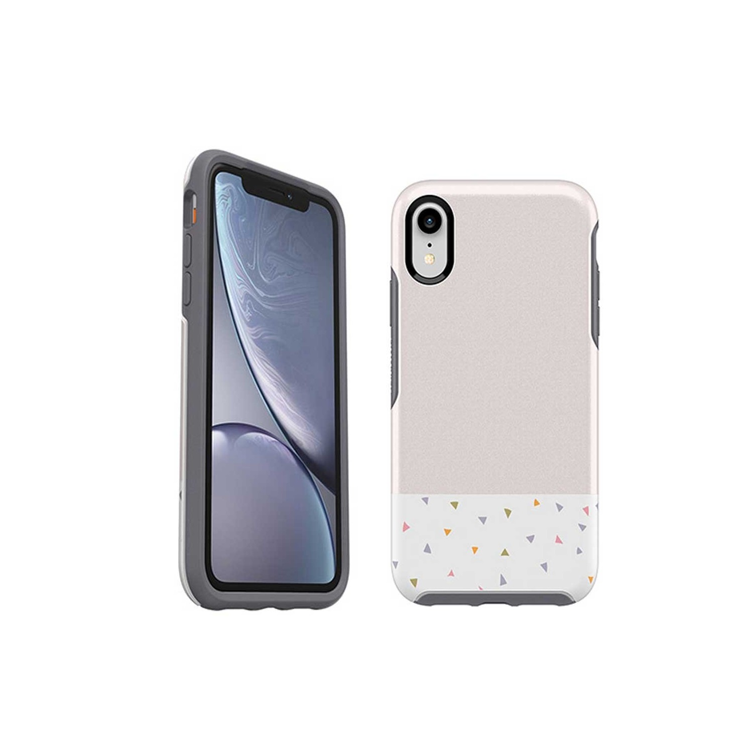new arrival 4051d 45ac7 Case - Otterbox Commuter for iPhone XR Party Dip