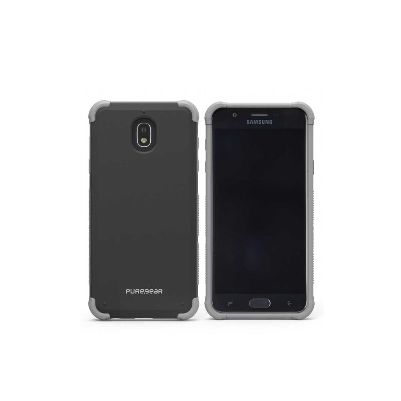 Case - Dualtek Extreme Puregear for Samsung J7 2018 - Black
