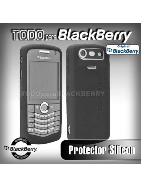 Funda Protector Silicon 8110 8120 8130 Negra