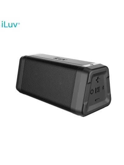 Bocinas ILUV Bluetooth Mini Plus Unversales Negra
