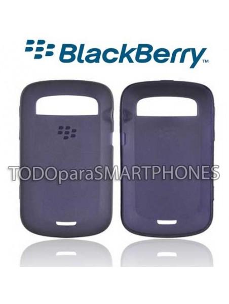 Softshell TPU Blackberry 9900 9930 Violeta ACC-38873-305