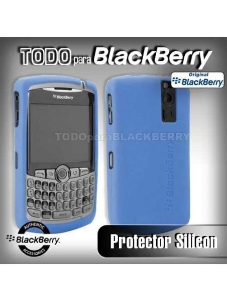 Funda Protector Silicon 8300 8310 8320 8330 Azul