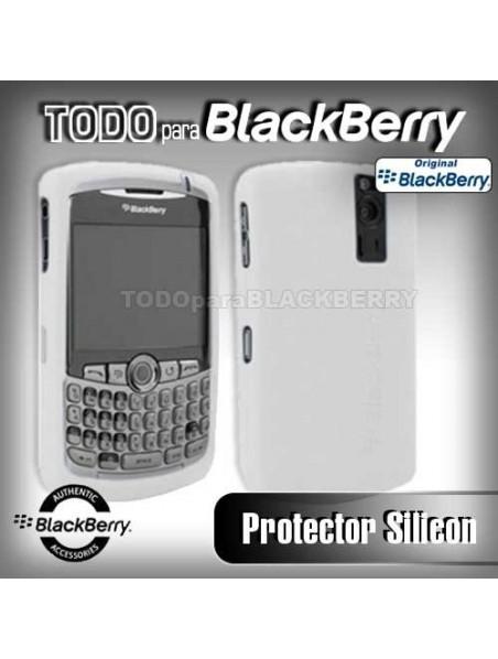 Funda Protector Silicon 8300 8310 8320 8330 Blanca
