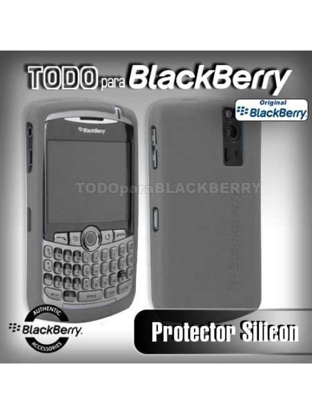 Funda Protector Silicon 8300 8310 8320 8330 Gris