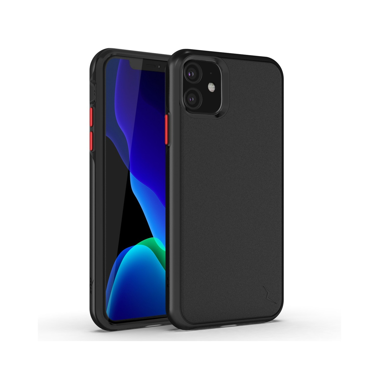 Funda ZIZO Division compatible para iPhone 11  Negra