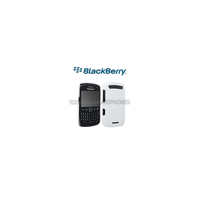 Hardshell Protector Blackberry 9350 9360 Blanca