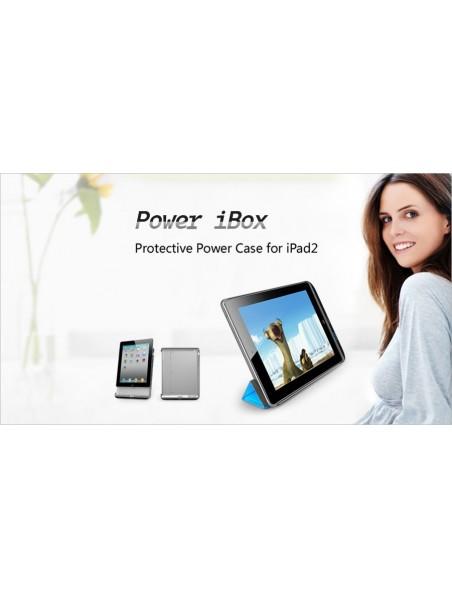 Batería Protector Recargable Mili iPad 2 capacidad 8000mAH