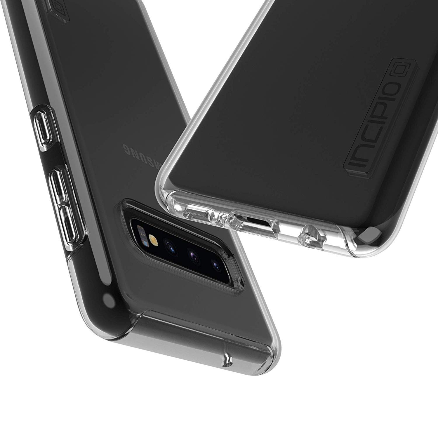 Case - Incipio DualPro for Samsung S10 Clear