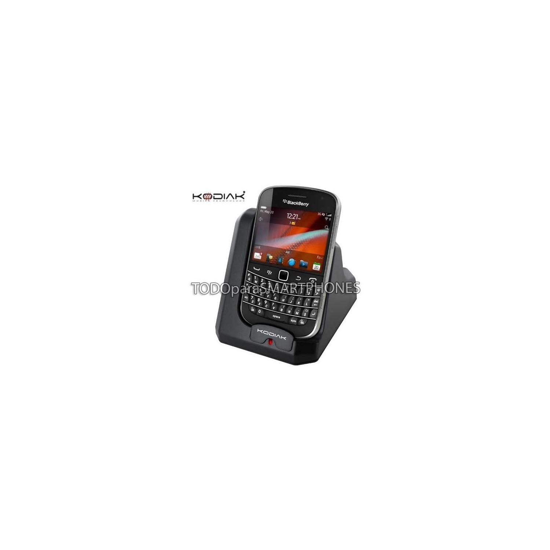 Cargador de Base Kodiak para Blackberry 9900 Bold 3 , dual