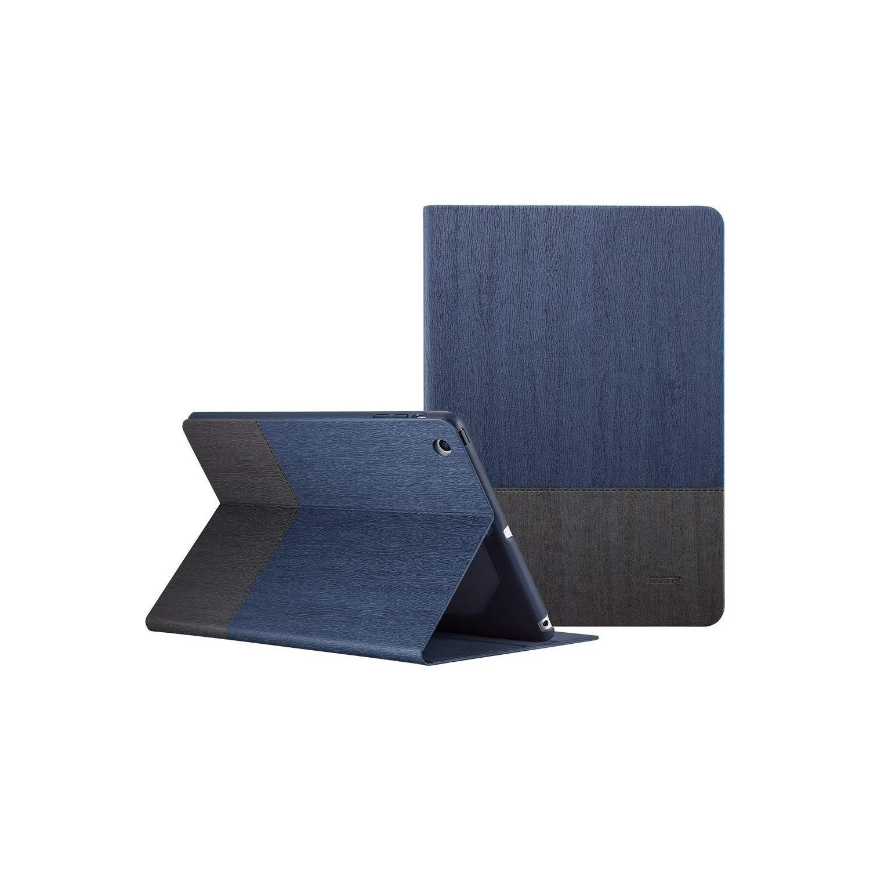 . Funda ESR Urban para iPad 2/3/4 Azul Gris