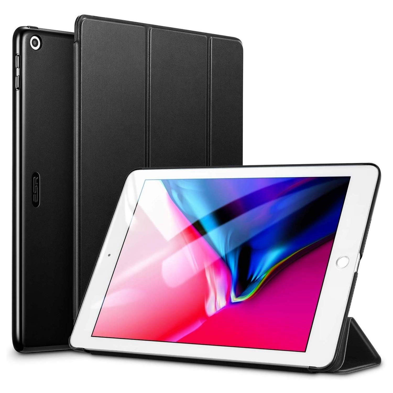 . Funda ESR Yippee para iPad 9.7 y Air 2 Negra A1566 y A1567