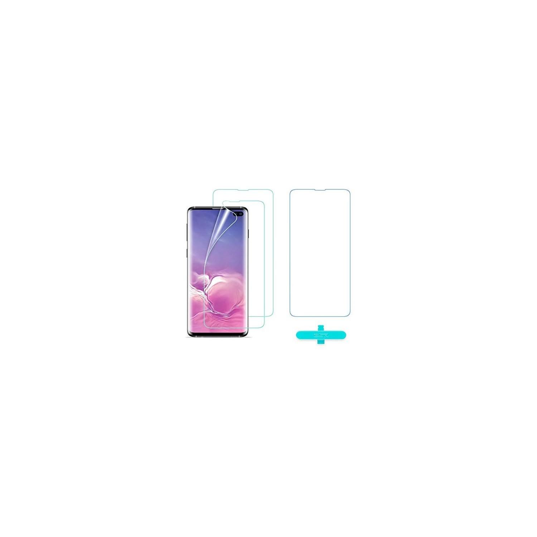 Mica TPU Film ESR Samsung S10 (2 pack) Protectora de pantalla transparente