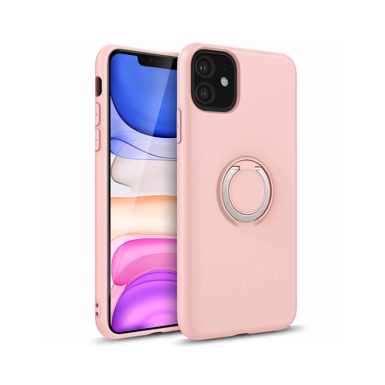 . Funda ZIZO Revolve compatible para iPhone 11 Rosa