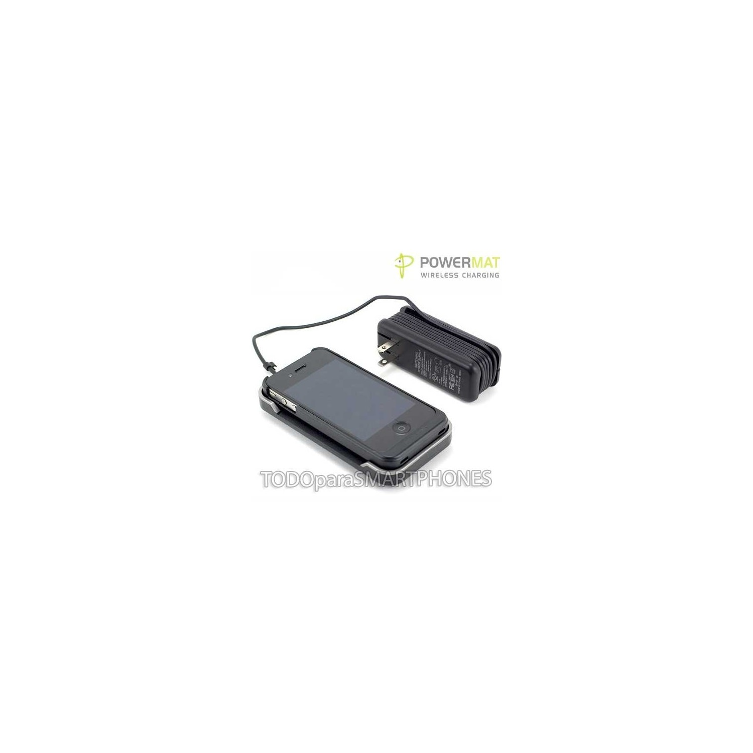 Cargador Powermat iPhone 4/4S