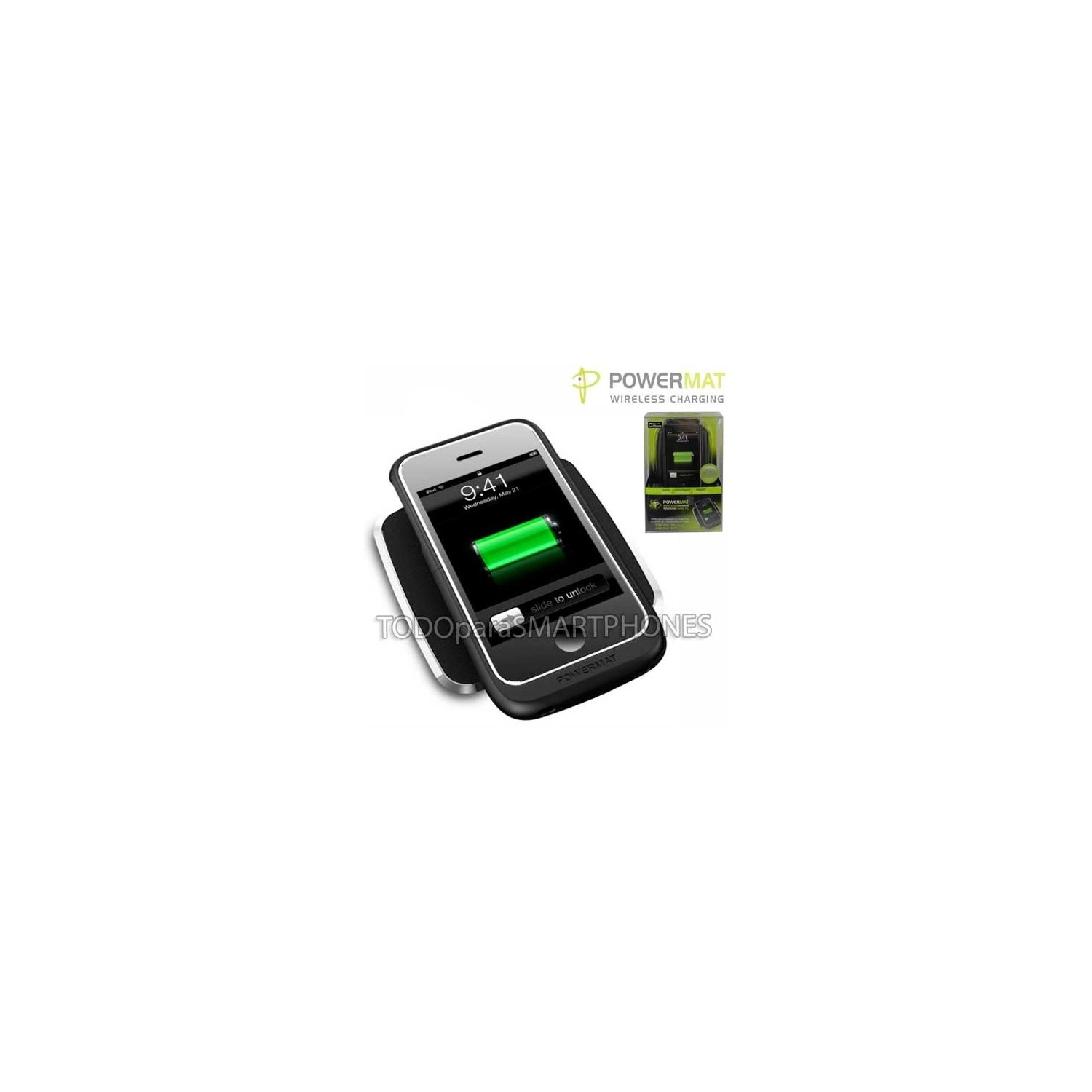 Cargador Powermat iPhone 3G/3GS
