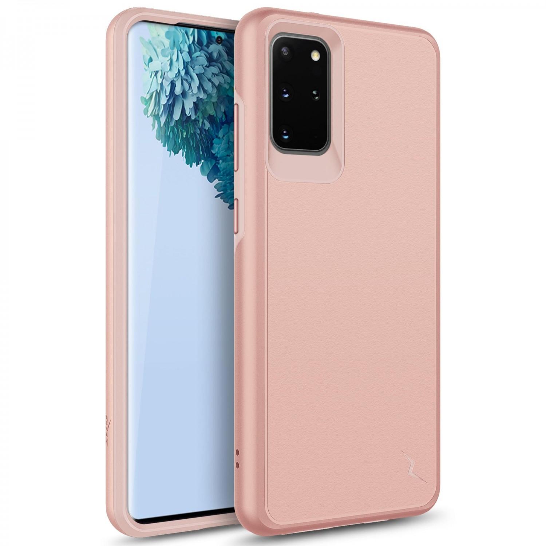 . Funda ZIZO Division para Samsung S20 PLUS Rose Gold