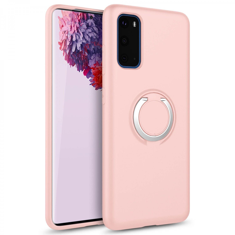 . Funda ZIZO Revolve para Samsung S20 Rosa