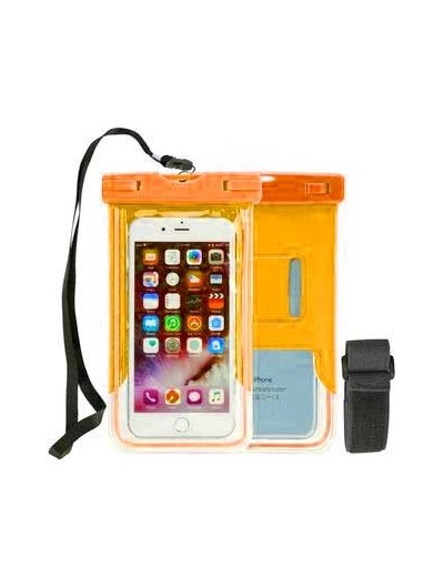 Case - DW Waterproof Case Universal - Orange