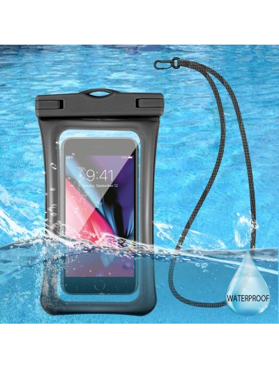 Case - DW Waterproof Case Universal - Black