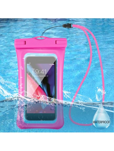 Case - DW Waterproof Case Universal - Pink