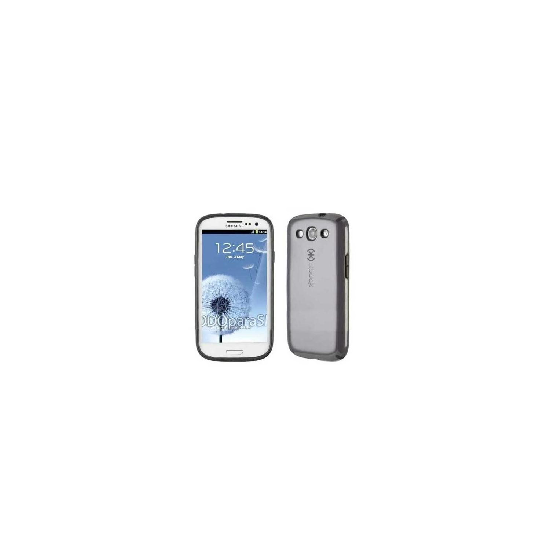 . Funda SPECK Samsung S3 Candyshell Gris