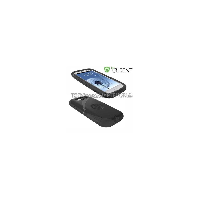 Funda Trident Aegis para Samsung S3 color Negro