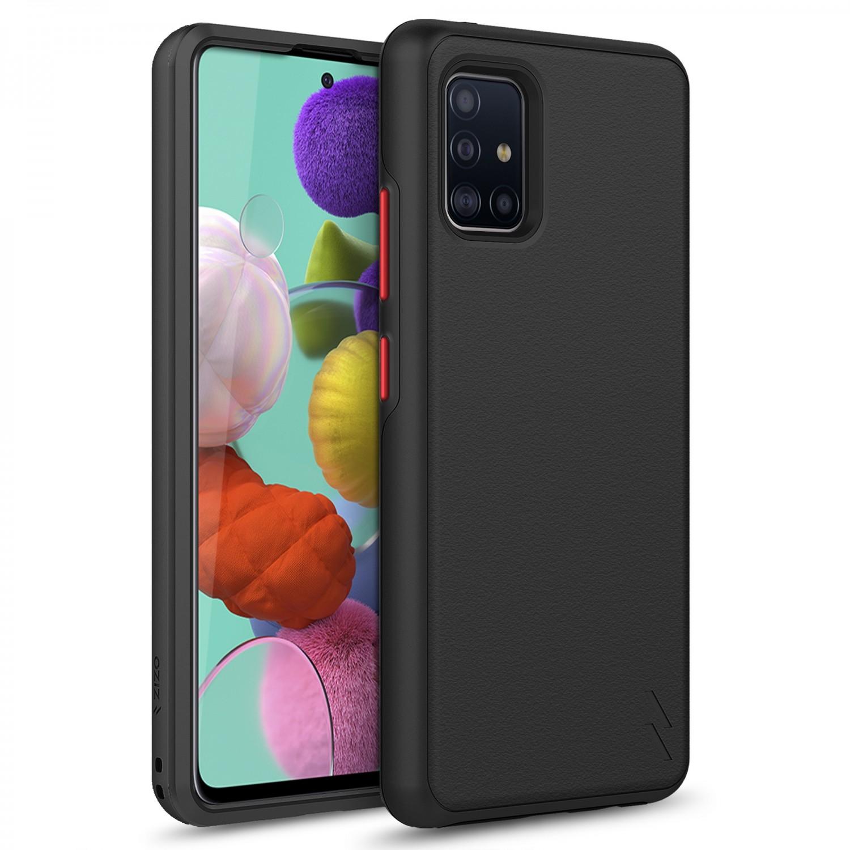 . Funda ZIZO Division para Samsung A51 Delgada Negra