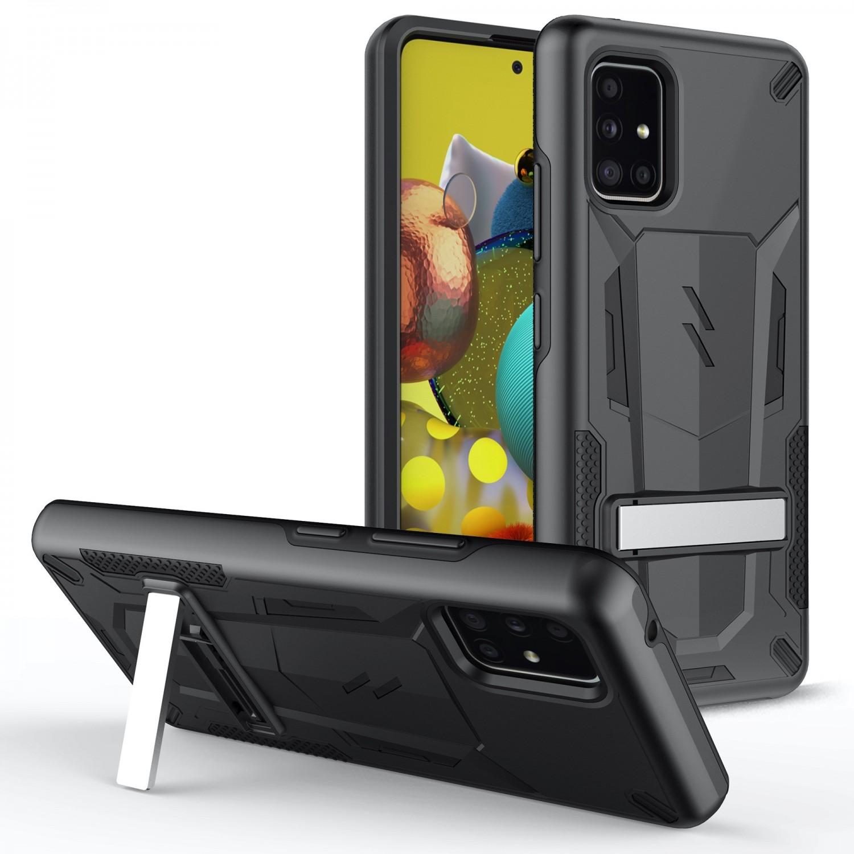 Case - Zizo® Transform Case for SAMSUNG A51 5G Black