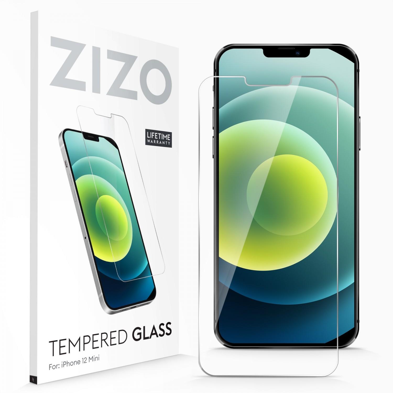 Mica Vidrio ZIZO para iPhone 12 MINI  Protectora de pantalla