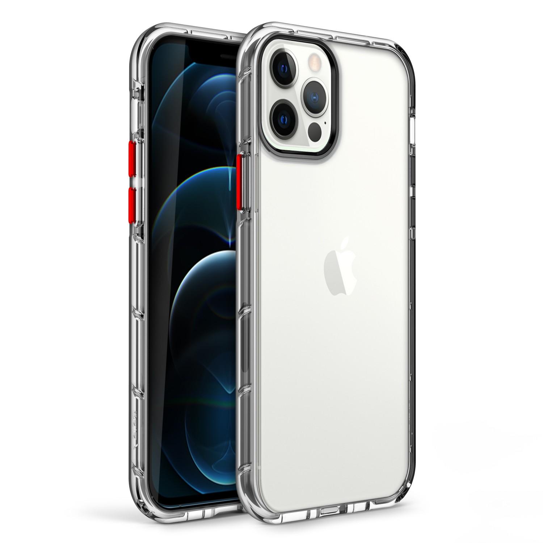 . Funda ZIZO Surge para iPhone 12 PRO MAX Transparente
