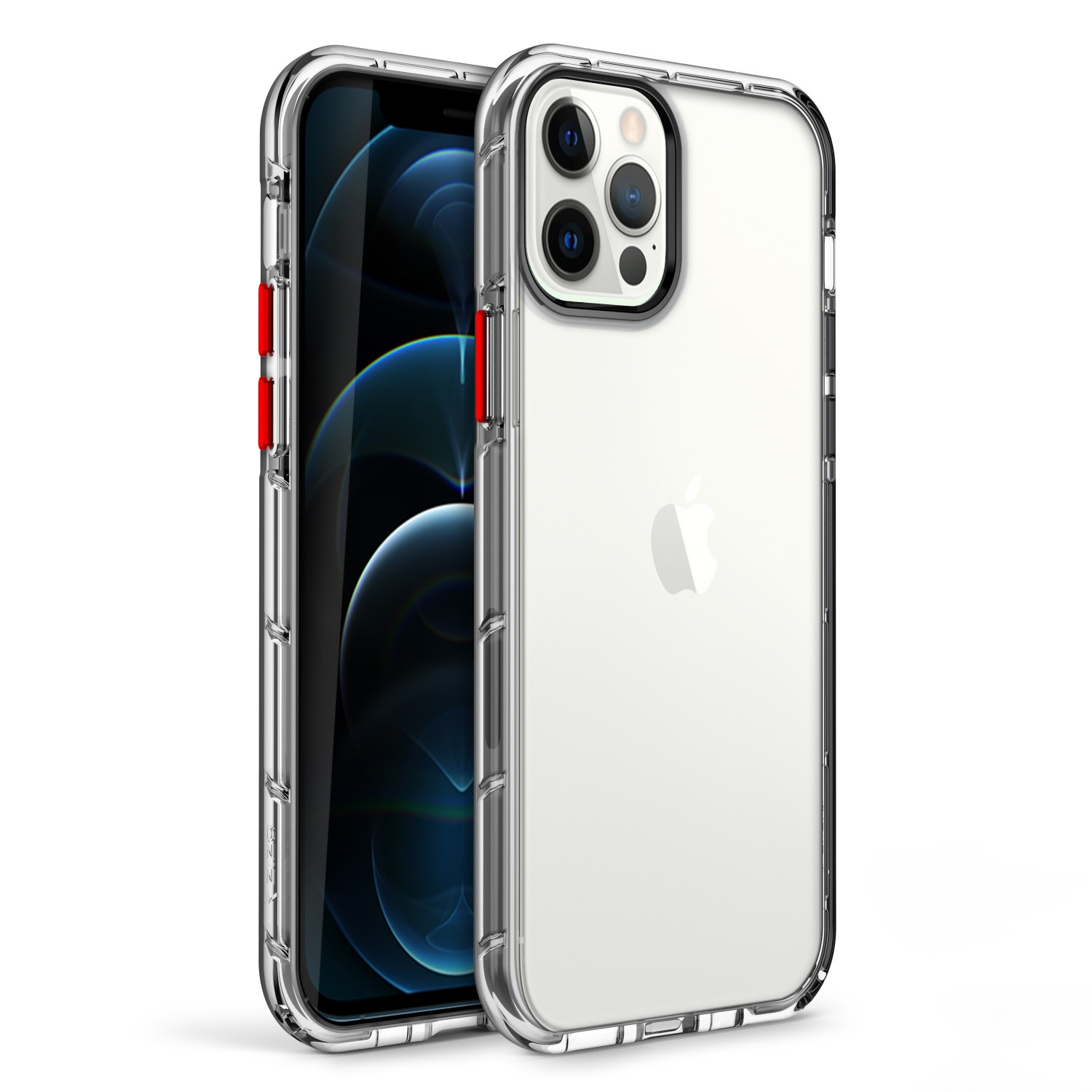 Case - Zizo® Surge Case for iPhone 12 PRO MAX Clear