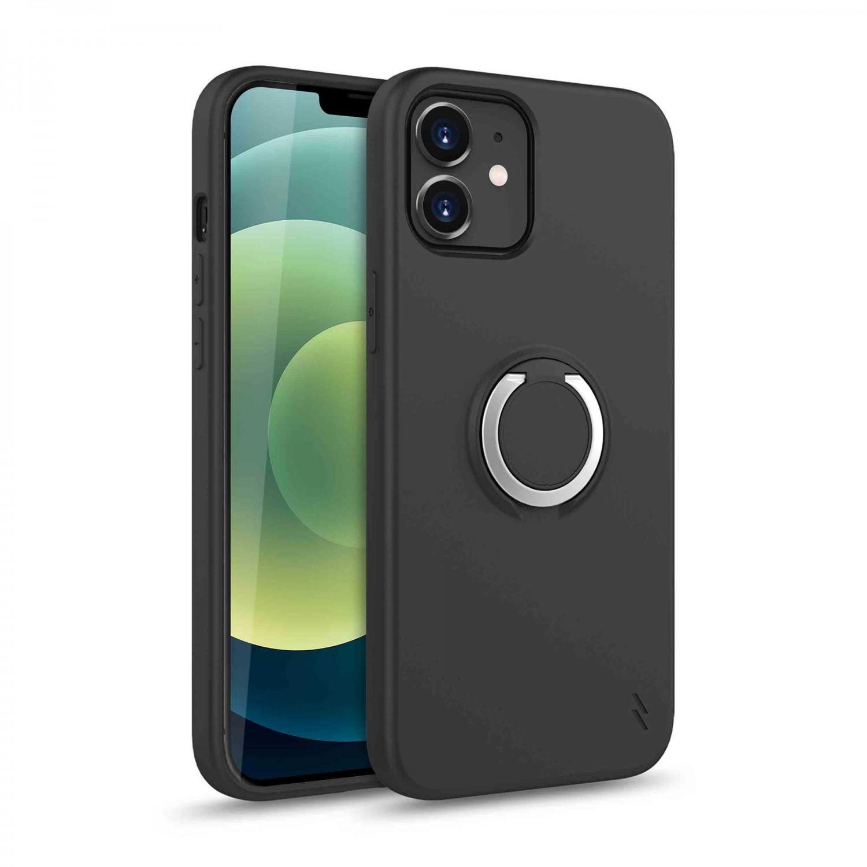 . Funda ZIZO Revolve compatible para iPhone 12 y 12 PRO Negra