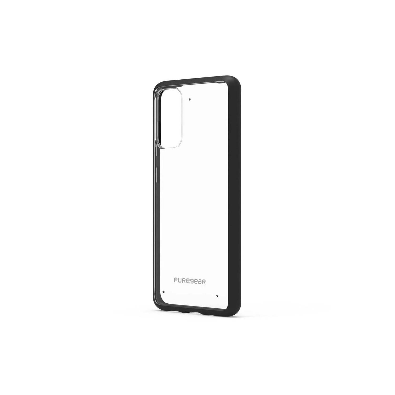 Case - Slimshell Puregear for Samsung S20 - Clear & Black